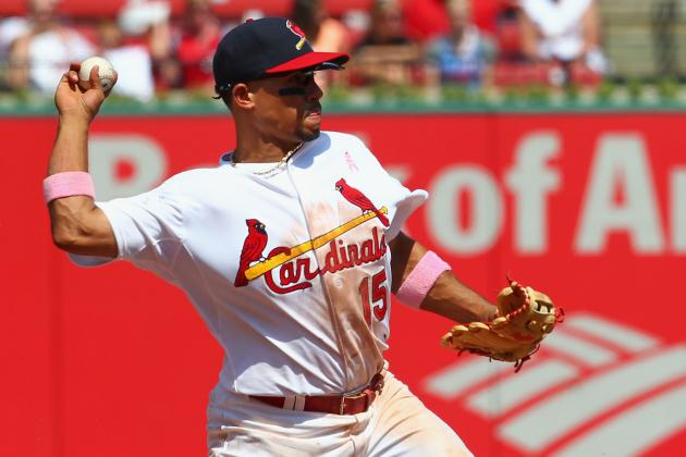 Rafael Furcal: 2012 a Career Year for Cardinals Shortstop