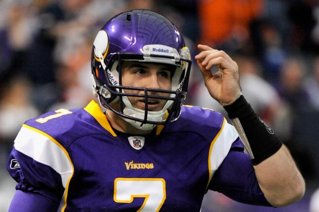 NFL 2012: Minnesota Vikings Season Outlook