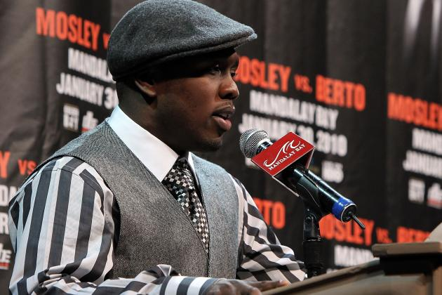 Andre Berto Fails Doping Test, and Golden Boy Says Ortiz Rematch Is off