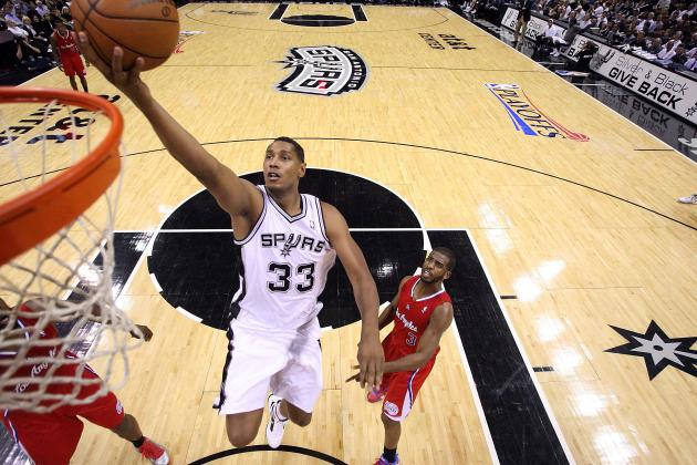 Boris Diaw Quietly Showing Signs of Former Self with Balanced Scoring Efforts