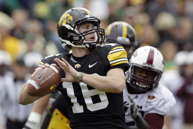Iowa Football: Can the Hawkeyes Compete in B1G Legends Division in 2012?