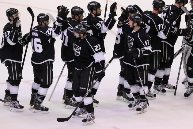 NHL Playoffs 2012: Can the LA Kings Become the Most Dominant Playoff Team Ever?