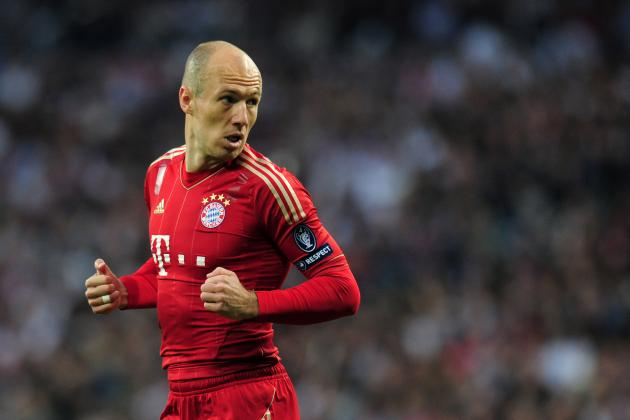Bayern Munich vs. Chelsea: Arjen Robben and Stars FCB Will Count on in Final