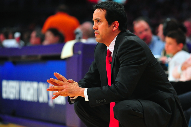 Brown, Spoelstra, VDN: Why NBA Coaches Are the Fall Guys