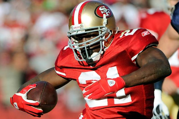 San Francisco 49ers' Running Back Situation: A Good Problem to Have