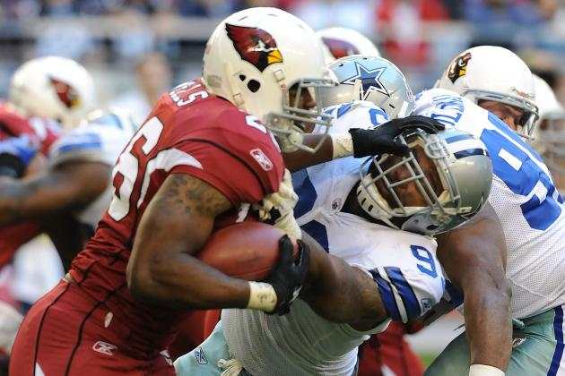 Arizona Cardinals: Running Game More Important Than Ever in 2012