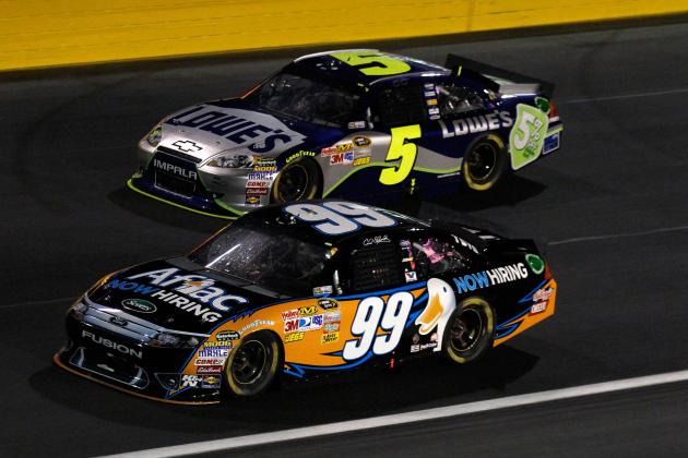 NASCAR Sprint All-Star Race 2012: Reaction, Leaders & Post-Race Analysis