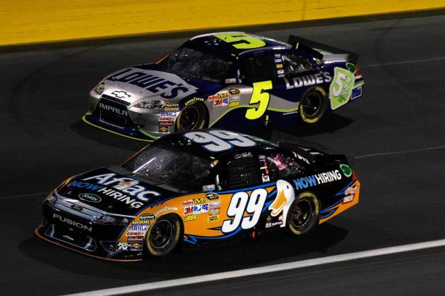 NASCAR Sprint All-Star Race 2012: Reaction, Leaders & Post-Race Analysis