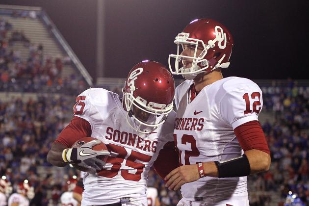 Oklahoma Football: How Landry Jones Will Excel Without Ryan Broyles
