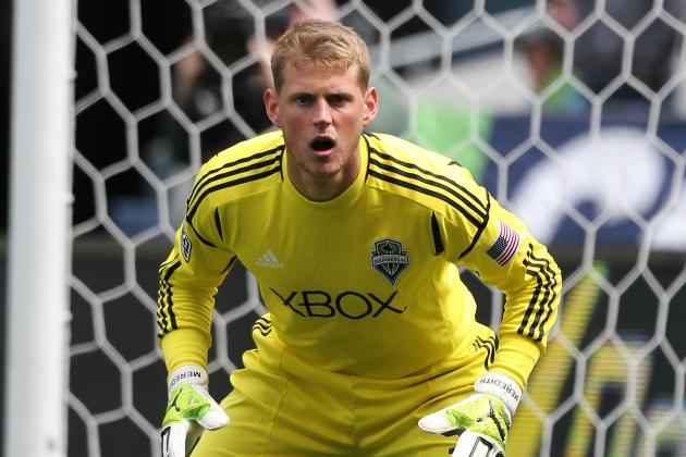 Bryan Meredith, Sounders Backup Keeper, Is Having Success as a Starter