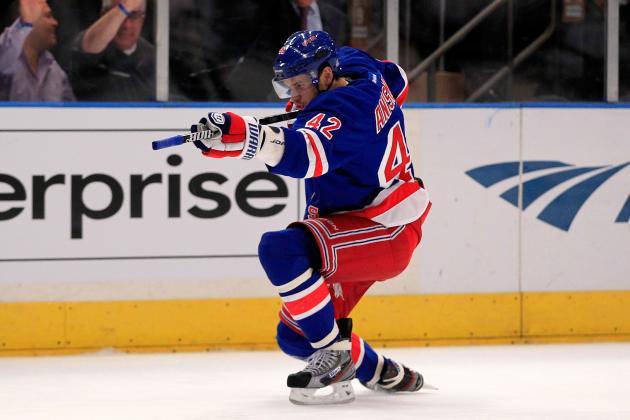 NHL Playoffs 2012: Artem Anisimov and Top Unsung Heroes Remaining in Postseason