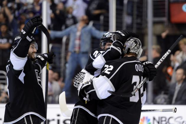 NHL Playoffs: Kings Continue Unlikely Run to the Championship