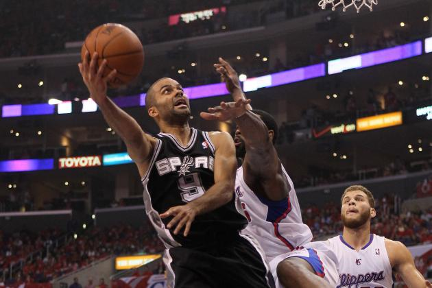 Spurs vs. Clippers: Game 3 Highlights, Twitter Reaction and Analysis
