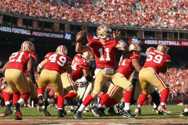 San Francisco 49ers: Alex Smith Will Throw over 4,000 Yards in 2012