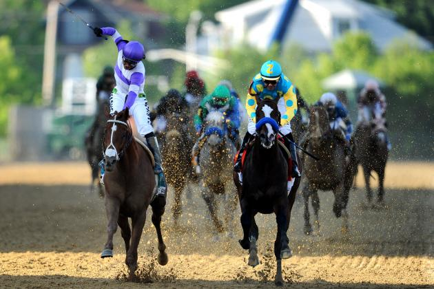 Preakness Results 2012: Winner, Top Finishers and Order