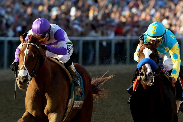 Preakness 2012 Replay: Video, Highlights and Recap