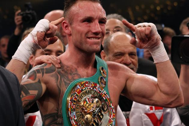Mikkel Kessler Knocks out Allen Green in Devastating Fashion