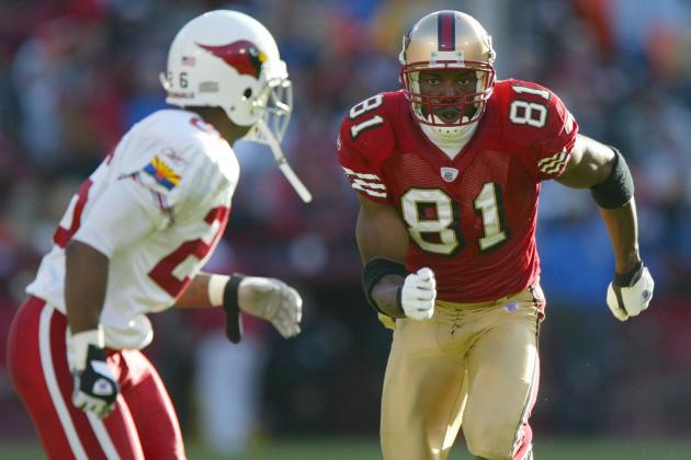 Former 49ers WR Terrell Owens Wants to Finish Career in San Francisco