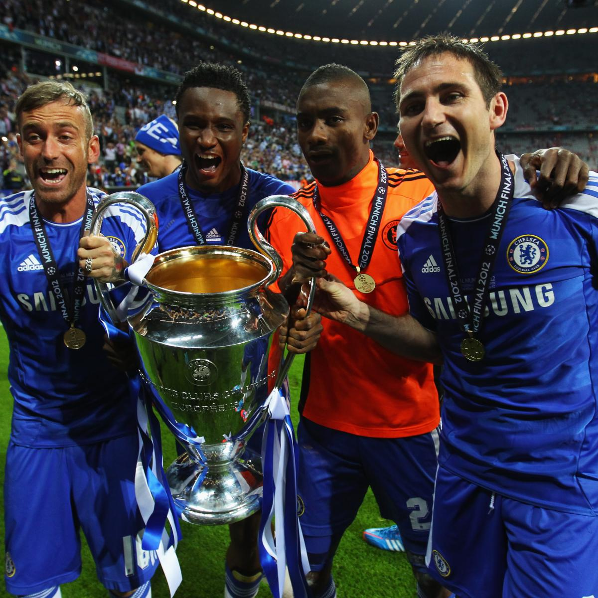 Champions League Final 2012: Bayern Munich Vs. Chelsea: Player Ratings For Blues In