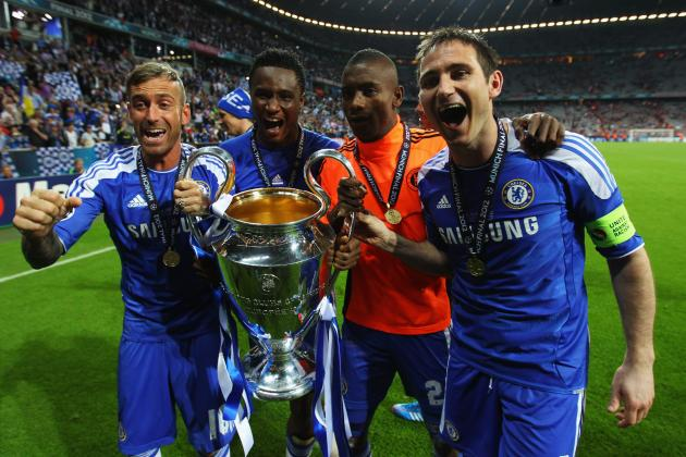 Bayern Munich vs. Chelsea: Player Ratings for Blues in Champions League Final