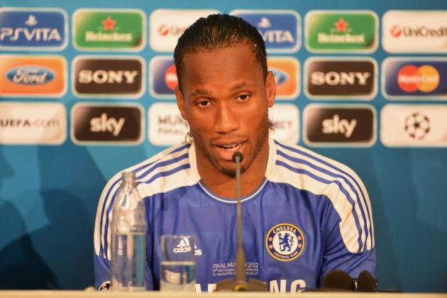 Bayern Munich vs. Chelsea: Drogba Proves He Is One of Best Forwards in World