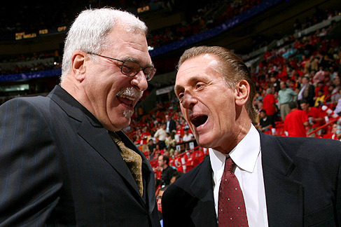 Miami Heat Need Phil Jackson but Will Pat Riley Make the Call?