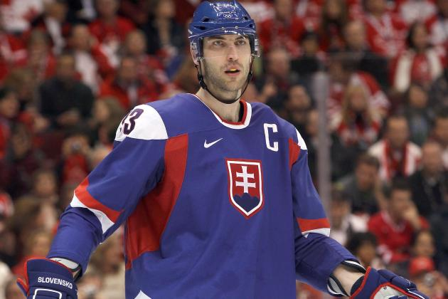 Boston Bruins: Zdeno Chara to Play for Gold at IIHF World Championship