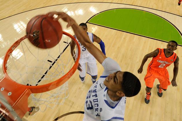 NBA Draft 2012: NO Hornets Must Hope & Pray Lottery Brings Them No. 1 Pick