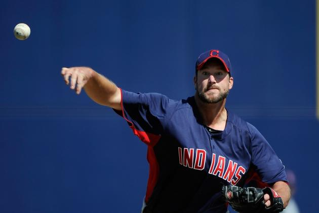 Cleveland Indians: Why Derek Lowe Is in the Hunt for a Cy Young Award