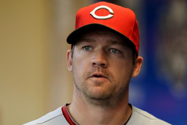 Cincinnati Reds: Is Scott Rolen Done for the Season Yet Again?