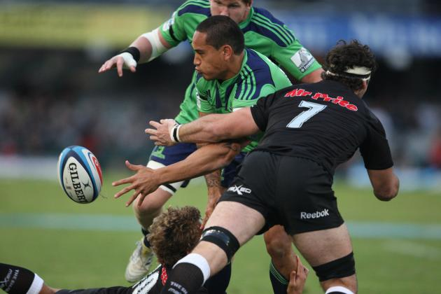 Super Rugby Playoff Race Heats Up as Contenders Keep Pace