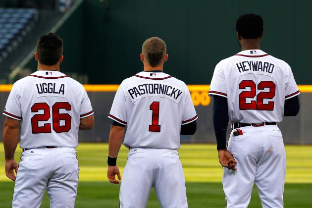 Updated MLB Power Rankings: Atlanta Braves Knock Texas Rangers out of Top Spot