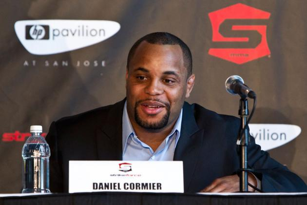 Strikeforce Barnett vs. Cormier Results: Grades for All Main Card Fighters