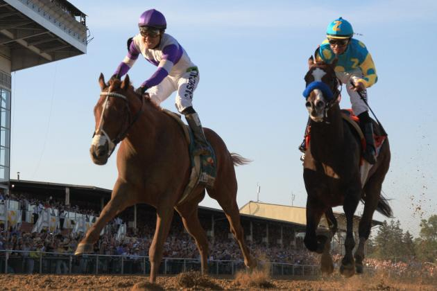 2012 Triple Crown: Looking at I'll Have Another's Belmont Stakes Pedigree