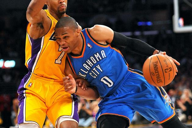 Thunder vs. Lakers: Game 4 Highlights, Twitter Reaction and Analysis