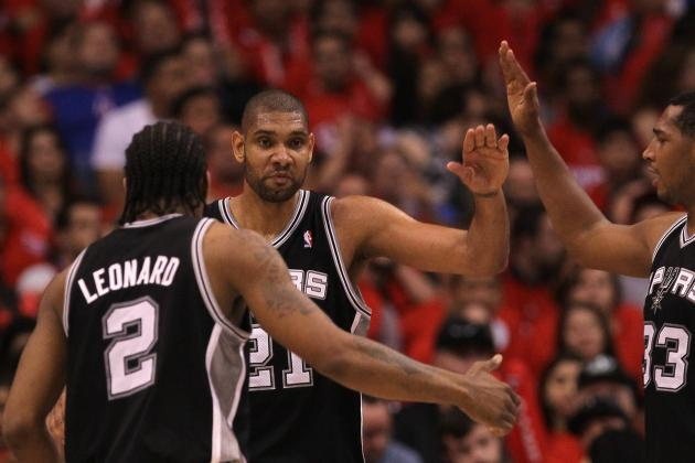 San Antonio Spurs Have the Look of a Champion After Rallying Past Clippers
