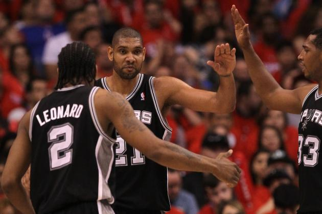 NBA Playoffs 2012: Comebacks by 76ers, Spurs and Thunder Making Playoffs Great