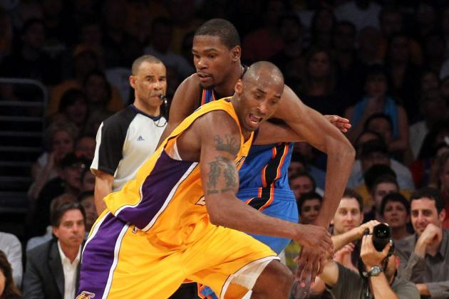 NBA Playoffs 2012: Los Angeles Lakers No Longer Elite After Latest Collapse