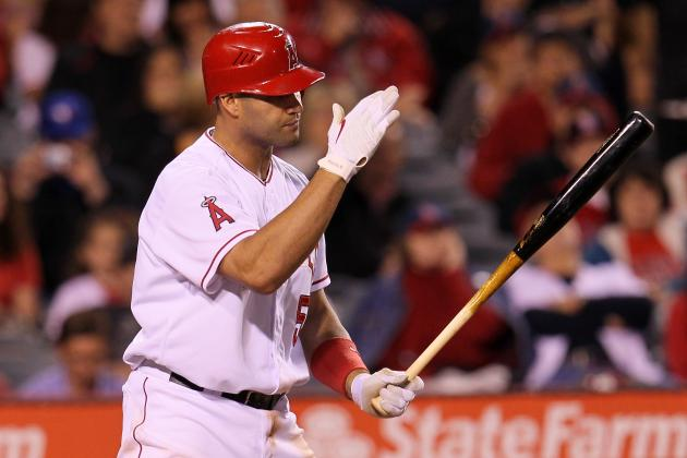 LA Angels of Anaheim: Website Created to Humor Albert Pujols' Lack of Power
