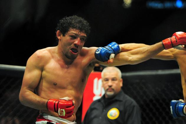 Strikeforce: Melendez Shows He Is Not a Top Lightweight, Still Has Lots to Prove
