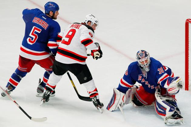 Eastern Conference Finals: New Jersey Devils Blanked 3-0 by the New York Rangers