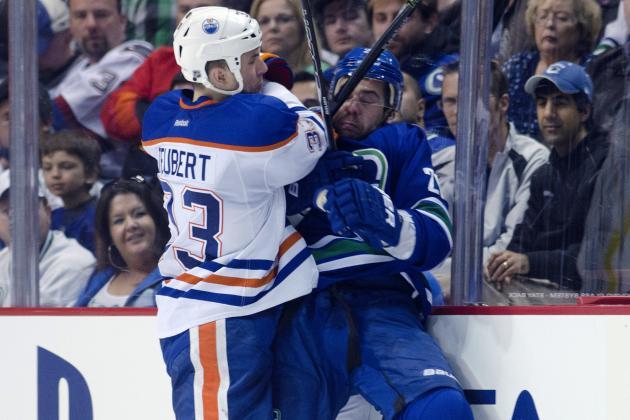 Edmonton Oilers Prospects Series: D Colten Teubert