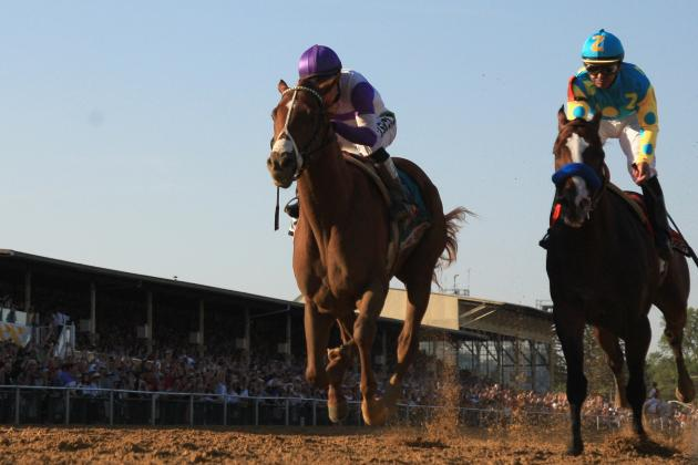 Preakness 2012 Results: Where I'll Have Another Ranks Among Recent 2-Leg Winners