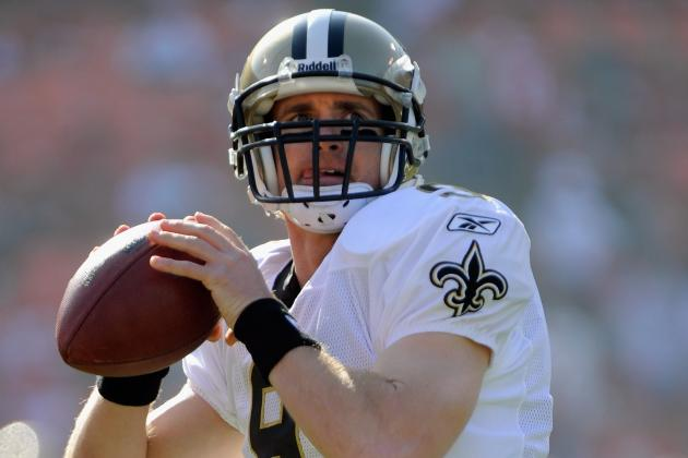 Drew Brees and Saints Still Can't Agree: Is Someone Wrong? Someone Right?