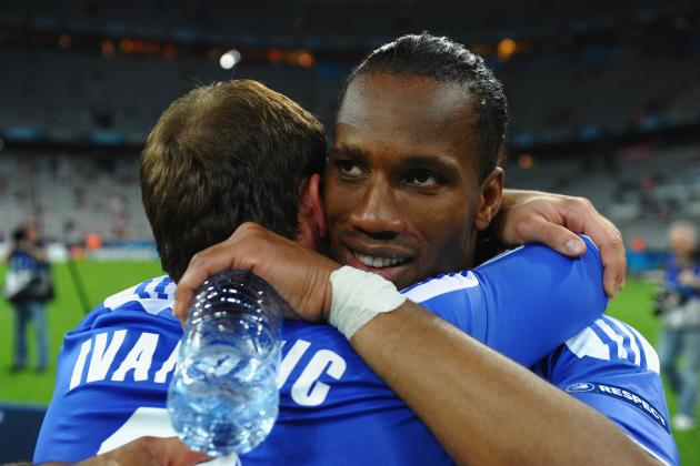 Bayern Munich vs. Chelsea Highlights: Breaking Down How Drogba Won UCL Title