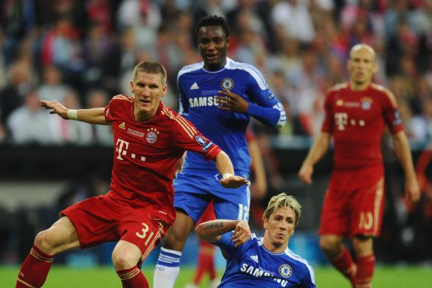 Bayern Munich vs. Chelsea: UEFA Champions League Final Tactical Analysis