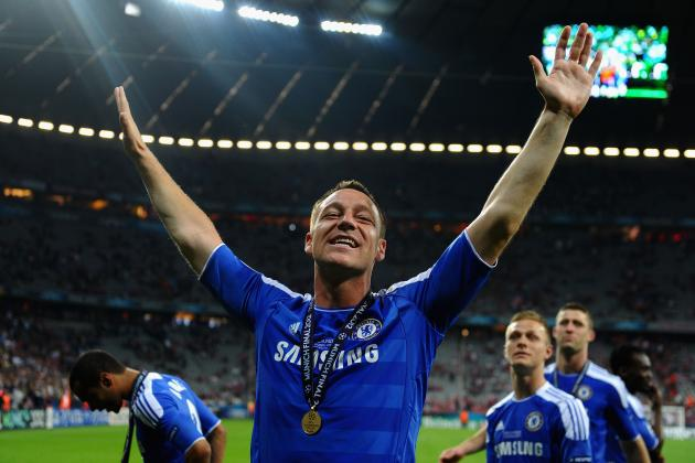HTBP Podcast: Epic Champions League Final, Epic EPL Final Day, Epic John Terry?