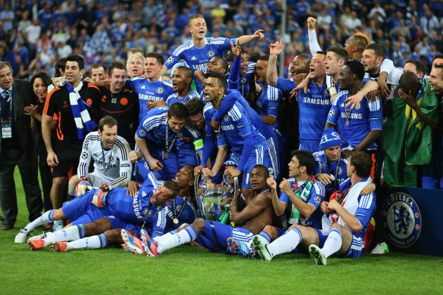 Champions League Final 2012: Premier League Implications of Chelsea's Win
