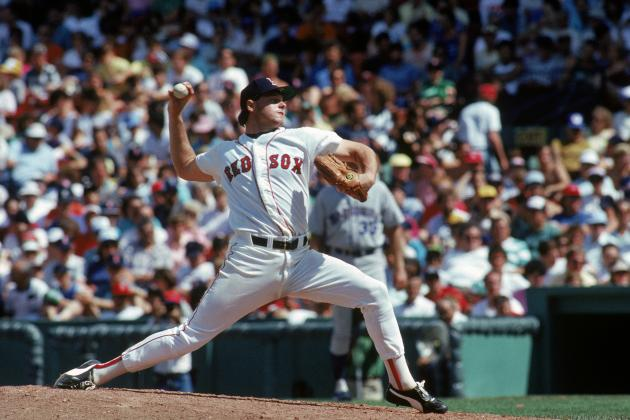 Boston Red Sox, Roger Clemens Take Walk Down Memory Lane