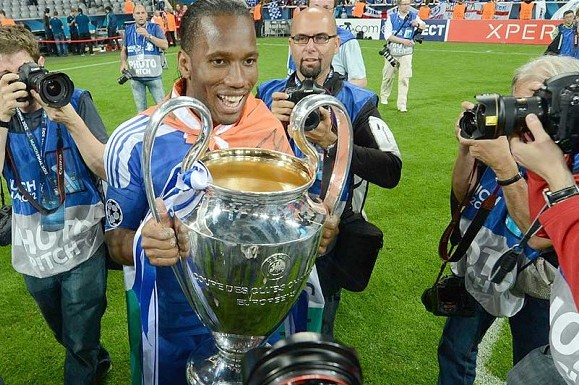 Chelsea Football Club: Drogba Proves That European Sports Are Superior